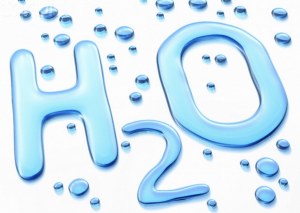 H2O น้ำไฮโดรเจน