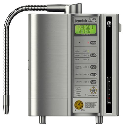 เครื่องทำน้ำด่าง SD 501 Platinum