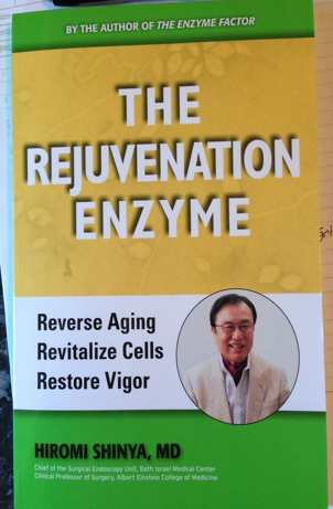 Rejuvenation Enzyme ชินยะ