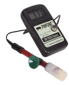 เครื่องวัดค่า ORP meter
